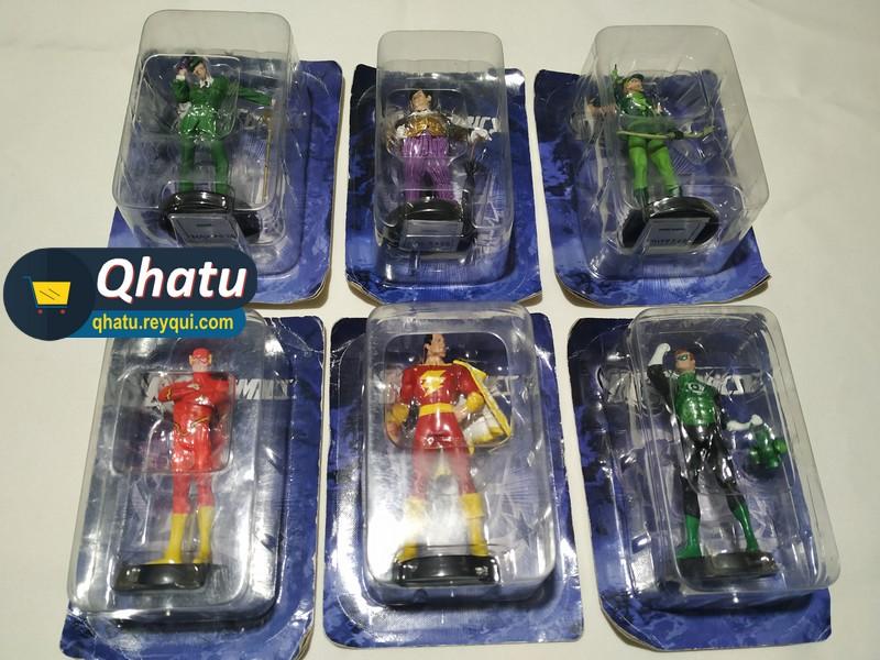 (Bs. 30 c/u) Figuras de DC Comics de colección