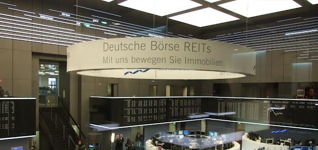 Deutsche  Borse Stock Exchange