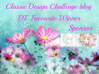 Winner - DT Favorite at Classic Design Challenge