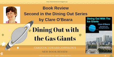 Dining Out Around the Solar System Book 2 by Clare O'Beara Review