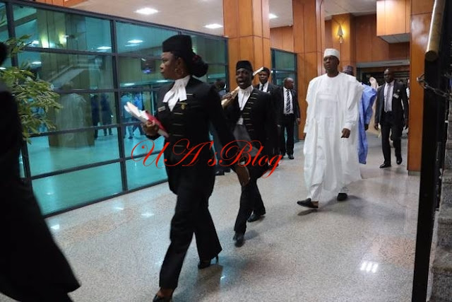 Saraki: APC, PDP senators draw battle lines as National Assembly reconvenes on Tuesday