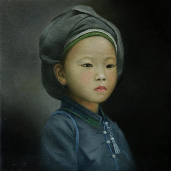 Paintings By Vu Nhu Hai