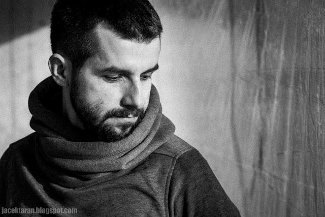 fotografia portretowa, portret mezczny, fotograf krakow, jacek taran, adam radzimski, baar