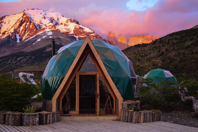 Eco Camp Patagonia – Chile