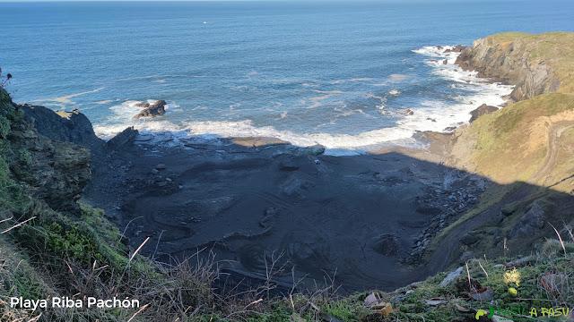 Playa Riba Pachón