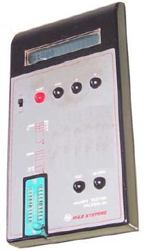 Gambar 5.30: IC Tester