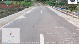 Dinas PUPR Luwu Tingkatkan Ruas Jalan Antar Desa