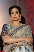 Sri Devi in designer saree stunning beauty at the launch of MOM movie Trailer~  Exclusive 054.JPG
