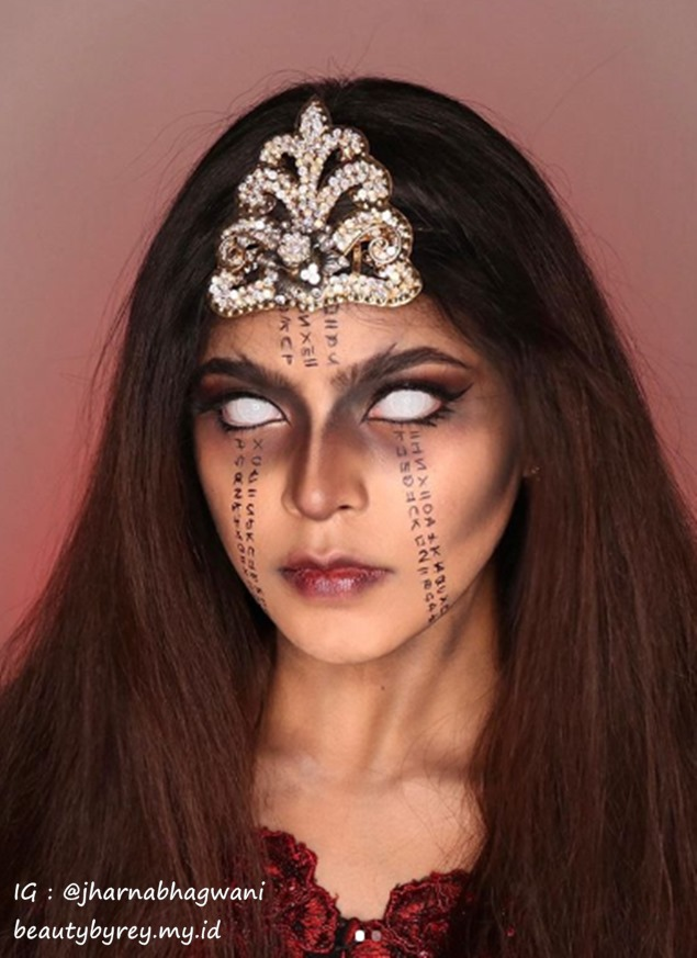 Jharna Bhagwani viral lathi challenge