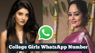 College Girls WhatsApp Number