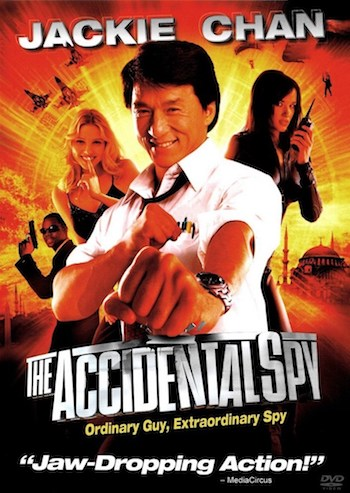 The Accidental Spy 2001 Full Movie Hindi Dubbed Download