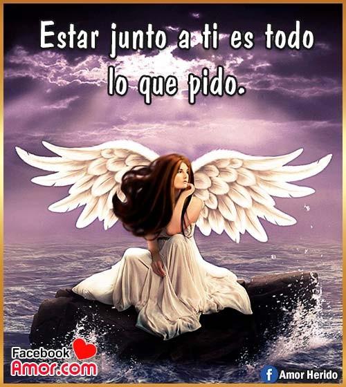 imágenes bonitas de ángel de amor