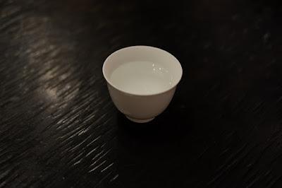 東京の日本茶専門店 櫻井焙茶研究所 白湯