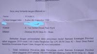 Bankeu di BUMDes Al-Ihsan, Desa Putri Sembilan, Diduga Disalahgunakan