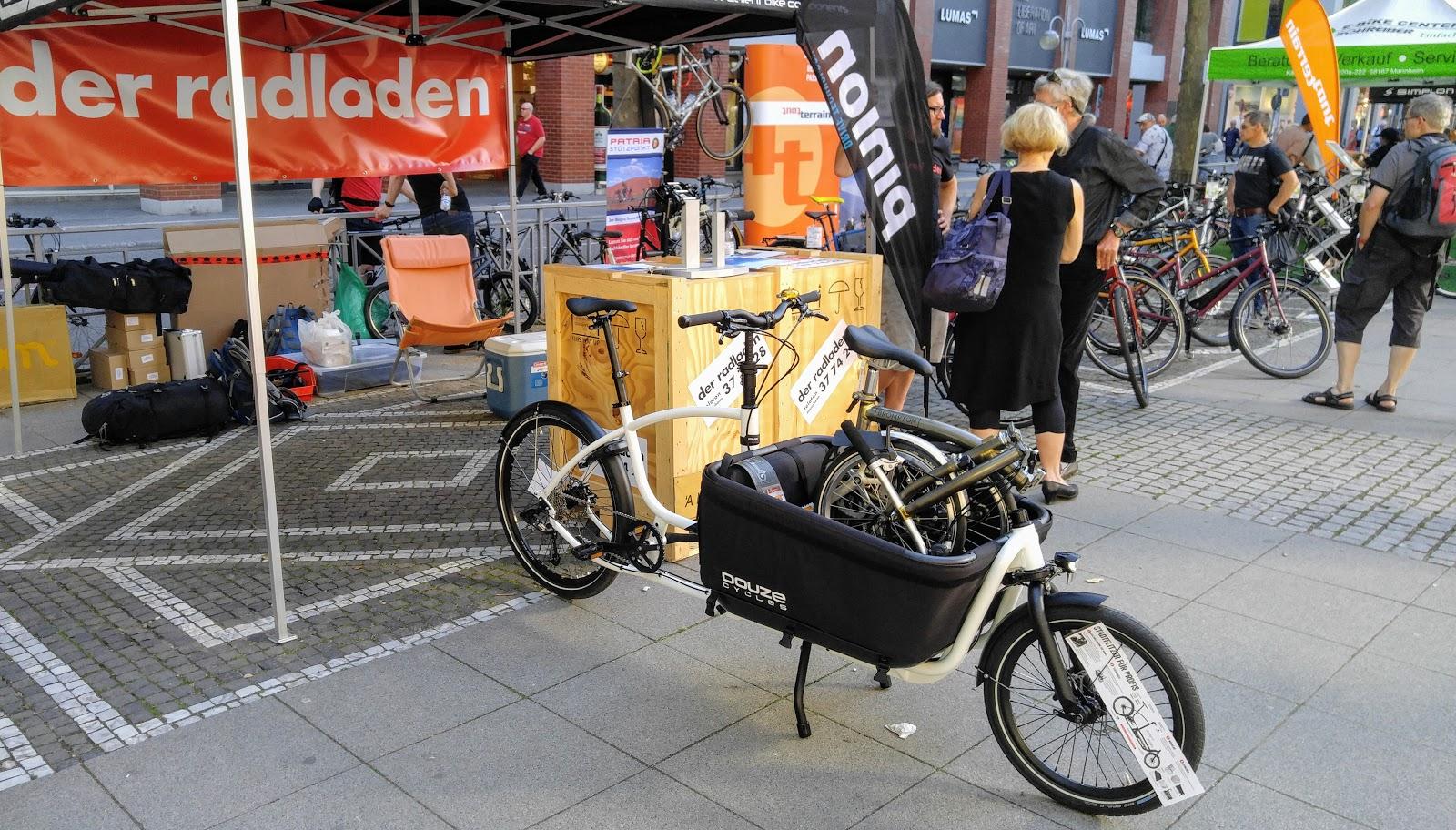 der radladen - fahrräder in mannheim: 8. mannheimer radsalon