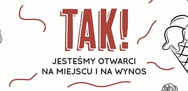 Otwarte kawiarnie i restauracje w Poznaniu #Covid
