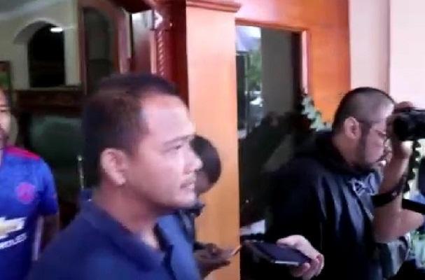 Gegara Sabu, Aktor Preman Pensiun Ditangkap Polisi