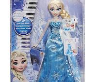 Logo Rispondi e vinci gratis le Bambole Frozen Hasbro