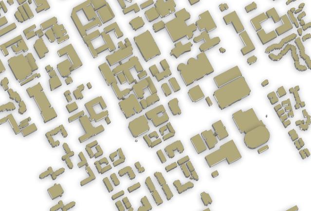 2.5D Data Visualization