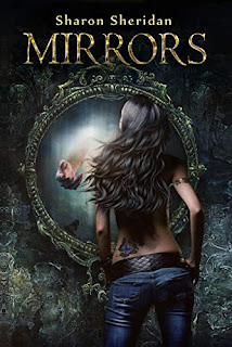 Mirrors - An unforgettable Magical Realism tale by Sharon Sheridan - book promotion