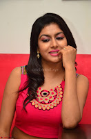 Akshita super cute Pink Choli at south indian thalis and filmy breakfast in Filmy Junction inaguration by Gopichand ~  Exclusive 110.JPG