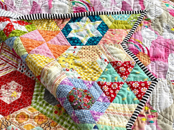 Smitten Quilt : Will this be the last progress post?