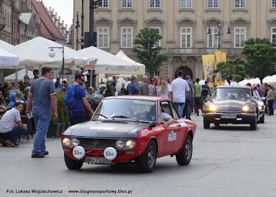 Lancia Fulvia, Rajd Krak 2013