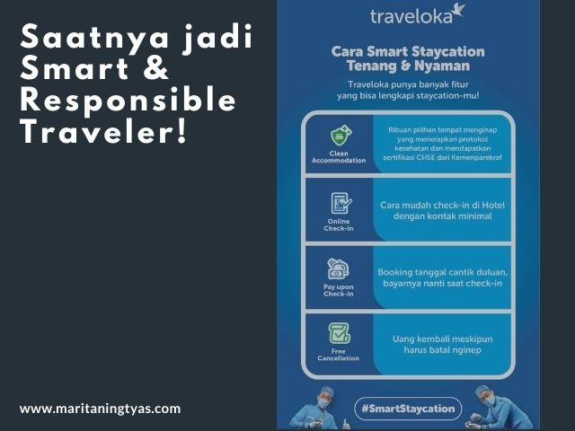 smart staycation traveloka
