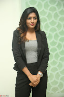 Actress Eesha Looks gorgeous in Blazer and T Shirt at Ami Tumi success meet ~  Exclusive 085.JPG