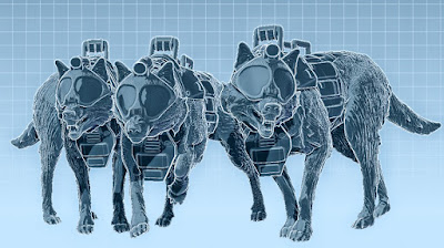 Dog Variants WIP picture 2