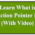 A Detail Guide of Function Pointer in C with programming example