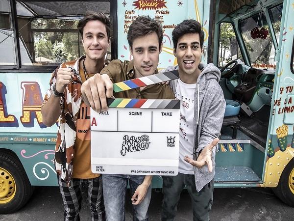 PAIS POR ACIDENTE | Começam as gravações da série mexicana