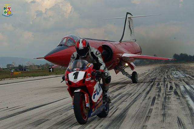 Sfida Ducati F104 Starfighter Grazzanise