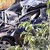 Morador de Cornélio Procópio sofre grave acidente PR 160 na estrada para Leópolis