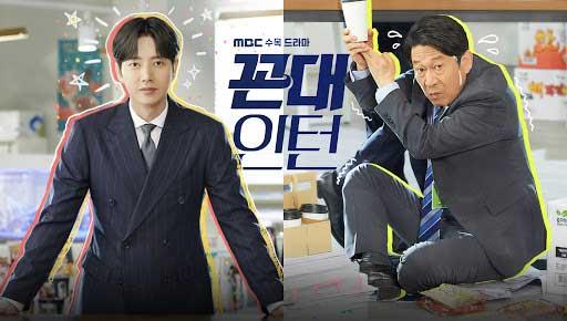 Download Drama Korea Kkondae Intern Batch Subtitle Indonesia