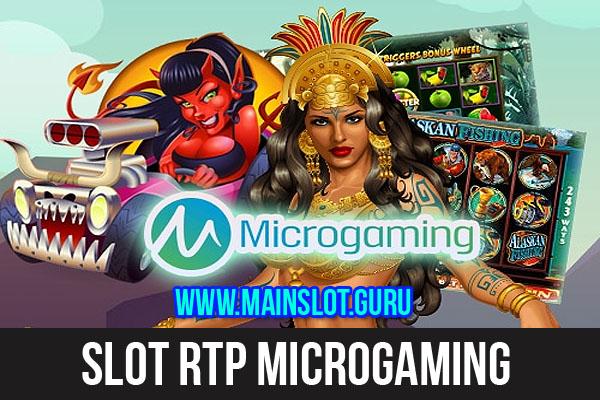 Slot RTP Microgaming