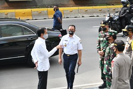 Panglima TNI, Pendisiplinan Protokol Kesehatan di 4 Provinsi dan 25 Kab/Kota