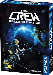 The Crew  board game