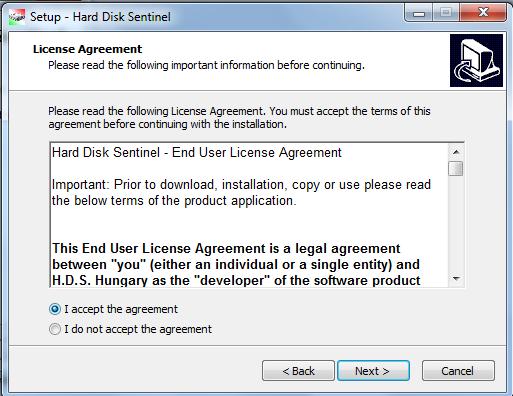 Hướng dẫn cài đặt Hard Disk Sentinel trên PC win 7, 10 miễn phí c