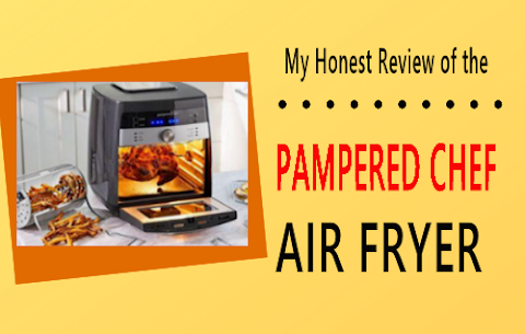 Review of Pampered Chef Air Fryer