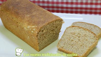 Receta Facil De Pan Integral Con Quinoa Muy Esponjoso Recetas De