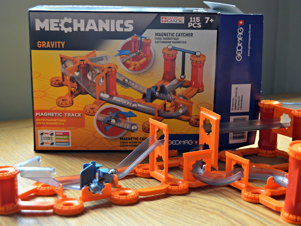Geomag Mechanics Gravity Magnetic Track | Review