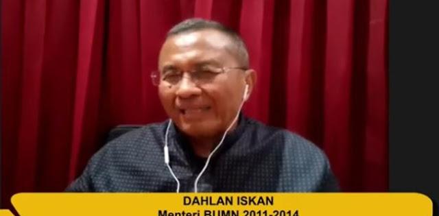 Dahlan Iskan: Indonesia Double Krisis, Pemimpin Pinter saja Tidak Cukup untuk Mengatasi