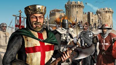 تحميل لعبة stronghold crusader للكمبيوتر