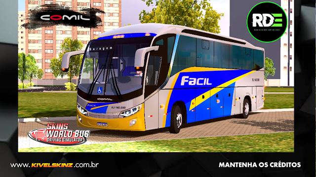 COMIL 1200 4X2 - VIAÇÃO FACIL