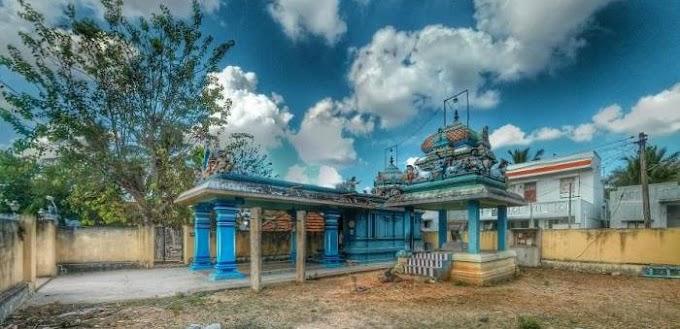 Chola Vinayagar Temple Mampatti Sivaganga - History, Timings, Festivals & Address
