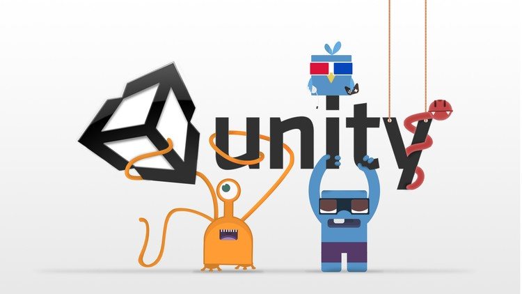 94% off Unity: From Master To Pro By Building 6 Games