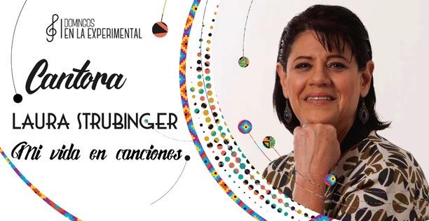 ESPECTÀCULO: La profunda voz de Laura Strubinger cautiva en el ciclo CANTORA.