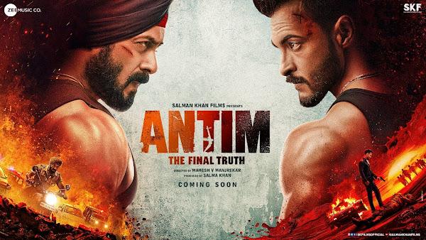 Salman Khan, Aayush Sharma and Pragya Jaiswal's Antim: The Final Truth Upcoming 2022/2023 Hindi, Movie 'Kabhi Eid Kabhi Diwali' Wiki, Poster, Release date, Full Star cast