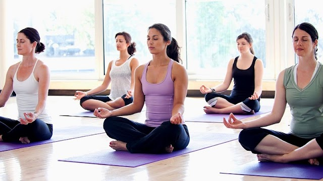 Death of Yoga Studios and Wellness Centers